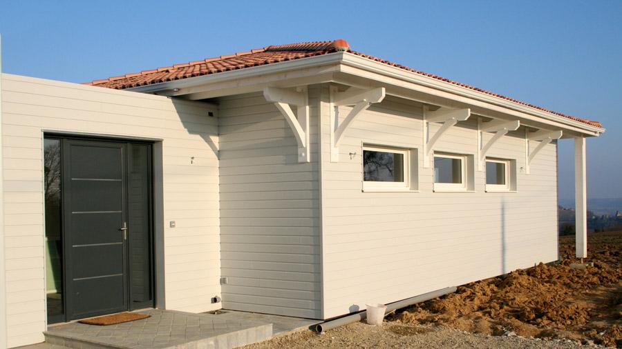Avantage maison ossature bois finest avantage maison - Avantage maison ossature bois ...